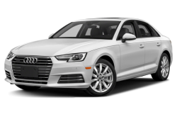 New 2018 Audi A4