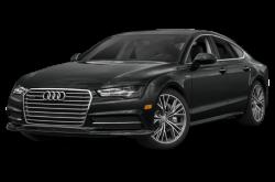 New 2018 Audi A7 Exterior