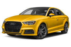 New 2018 Audi S3 Exterior