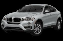 New 2018 BMW X6 Exterior