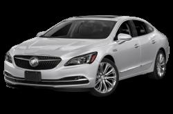 New 2018 Buick LaCrosse Exterior