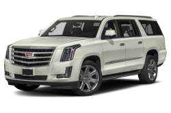 New 2018 Cadillac Escalade ESV