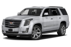 New 2018 Cadillac Escalade