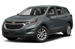 2018 Chevrolet Equinox vs 2018 GMC Terrain Compare reviews