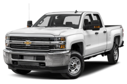 New 2018 Chevrolet Silverado 2500HD