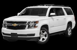 New 2018 Chevrolet Suburban