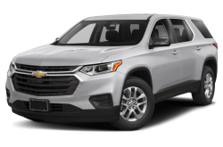 New 2018 Chevrolet Traverse