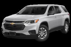 New 2018 Chevrolet Traverse Exterior