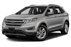2018 Ford Edge Vs 2019 Hyundai Santa Fe Compare Reviews Safety