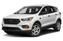 New 2018 Ford Escape