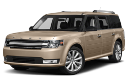 New 2018 Ford Flex