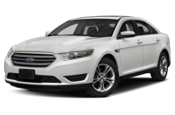 New 2018 Ford Taurus Exterior