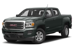 New 2018 GMC Canyon Exterior