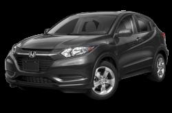 2018 Honda Hr V Vs 2017 Nissan Rogue Hybrid Compare Reviews
