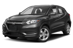 New 2018 Honda HR-V