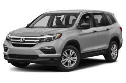 honda pilot   volvo xc compare reviews safety ratings fuel economy