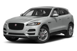 New 2018 Jaguar F-PACE