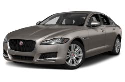 New 2018 Jaguar XF Exterior
