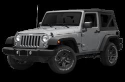 New 2018 Jeep Wrangler JK