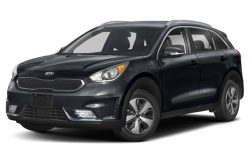 New 2018 Kia Niro Plug-In Hybrid