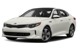 New 2018 Kia Optima Hybrid