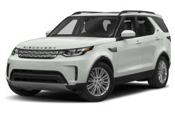 New 2018 Land Rover Discovery