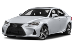 New 2018 Lexus IS 350