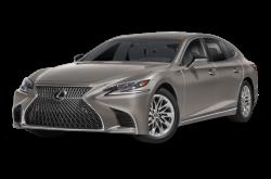 New 2018 Lexus LS 500