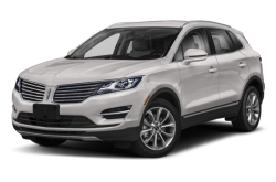 New 2018 Lincoln MKC Exterior