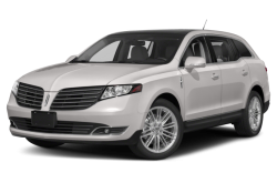 New 2018 Lincoln MKT Exterior