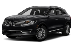 New 2018 Lincoln MKX Exterior
