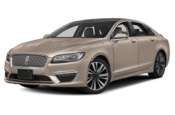 New 2018 Lincoln MKZ Exterior