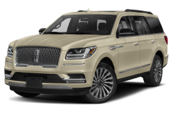 New 2018 Lincoln Navigator Exterior