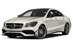 New 2018 Mercedes-Benz AMG CLA 45