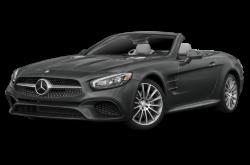 New 2018 Mercedes-Benz SL 550