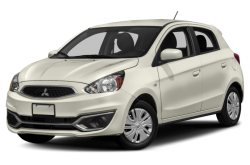 New 2018 Mitsubishi Mirage