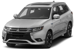 New 2018 Mitsubishi Outlander PHEV