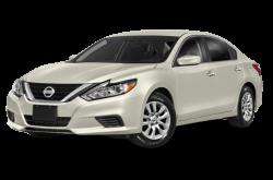 New 2018 Nissan Altima Exterior