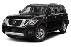 New 2018 Nissan Armada Exterior
