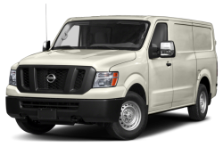 New 2018 Nissan NV Cargo NV3500 HD