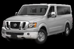 New 2018 Nissan NV Passenger NV3500 HD