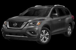 New 2018 Nissan Pathfinder
