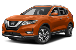 New 2018 Nissan Rogue Hybrid