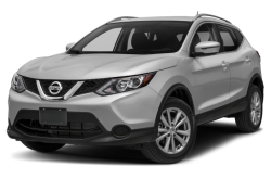 New 2018 Nissan Rogue Sport