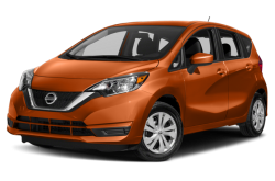 New 2018 Nissan Versa Note
