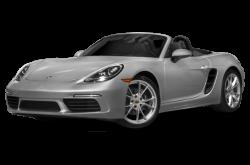 New 2018 Porsche 718 Boxster