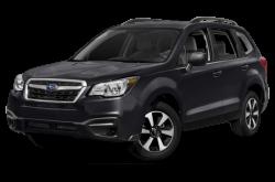 2018 Subaru Forester vs 2018 Toyota RAV4 Compare reviews safety