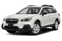 New 2018 Subaru Outback
