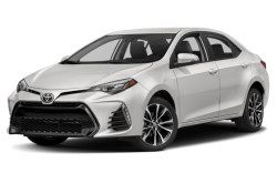 New 2018 Toyota Corolla Exterior