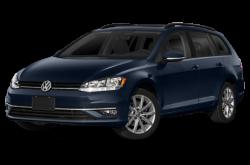New 2018 Volkswagen Golf SportWagen